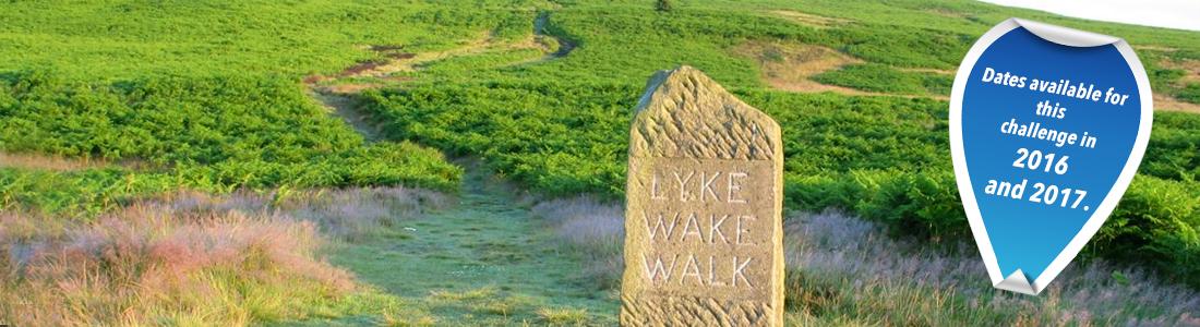 Lyke Wake Walk Challenge